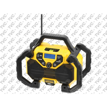 Radio AM/FM Litio 18V - No Batteria - STANLEY FATMAX