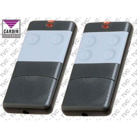 Radiocomando Rolling Code TRS 435. CARDIN 433,92 MHz