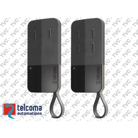 Radiocomando Codice Fisso EDGE 2 E TELCOMA 433,92 MHz