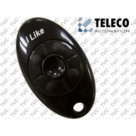 Radiocomando Rolling Code TVTXE868A0_ TELECO 868,35 MHz