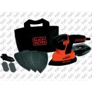 Levigatrice Mouse 120 W in Soft Bag BLACK+DECKER