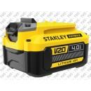 Batteria Litio V20 18V - 4.0 Ah STANLEY FATMAX