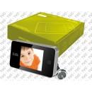 Spioncino Digitale Slim Touch VI.TEL.