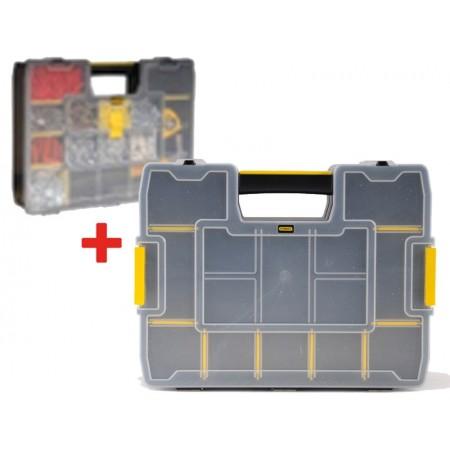Bonus Pack Organizer 1 SortMaster + 1 SortMaster Junior STANLEY